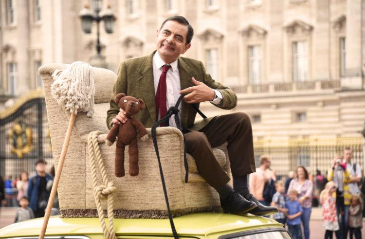 Mr Bean kỷ niệm 25 năm