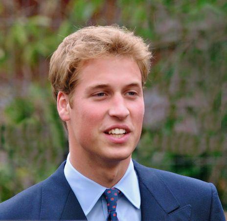 Hoàng tử William tại nhà máy hạt giống