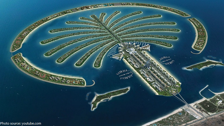 Quần đảo Palm ở Dubai