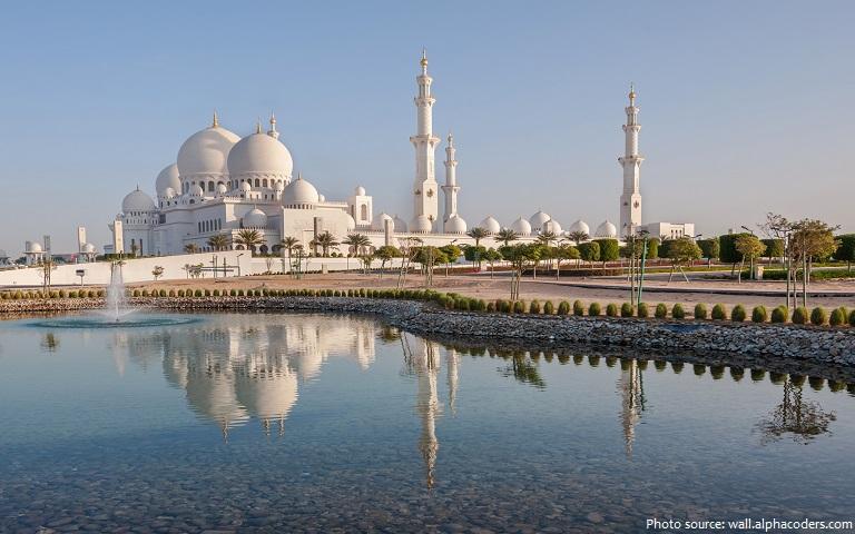 Nhà thờ Hồi giáo Sheikh Zayed Grand