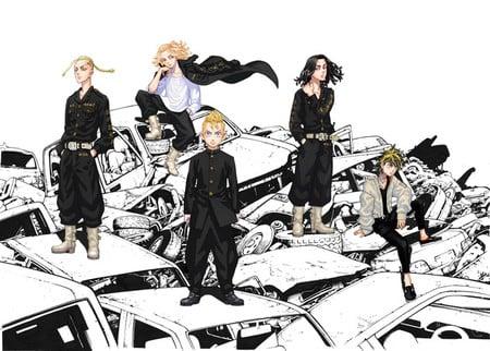 Manga đã cóhơn14,5 triệu bản được phát hành vào tháng Năm.