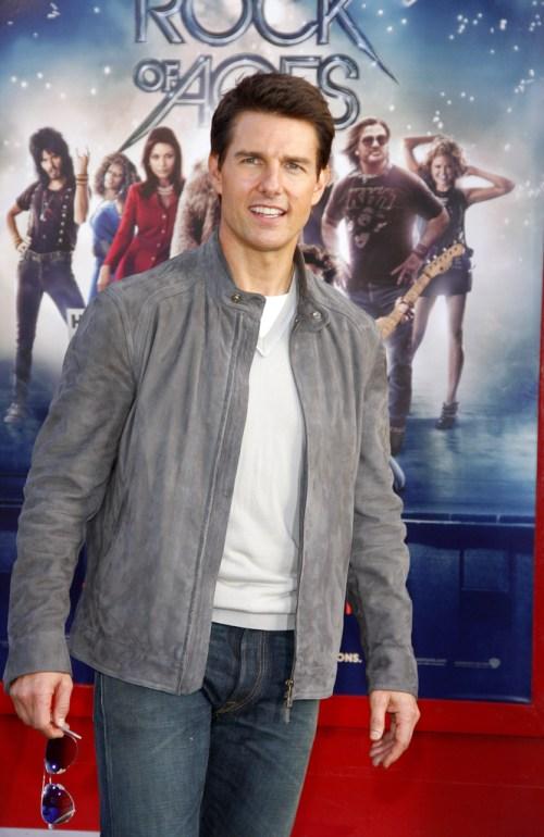 Tom Cruise Ăn kiêng