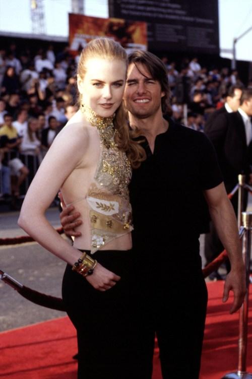 Tom Cruise và Nicole Kidman
