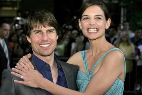 Katie Holmes và Tom Cruise