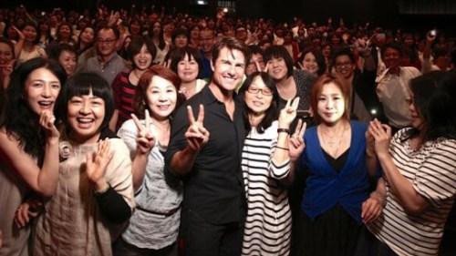 Ngày Tom Cruise tại Nhật Bản
