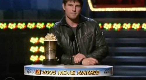 Tom Cruise MTV Movie Awards