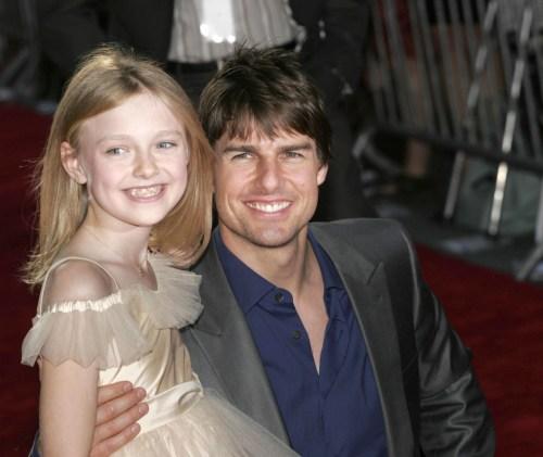 Tom Cruise và con gái