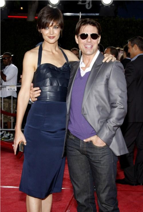 Tom Cruise và Katie Holmes Hẹn hò