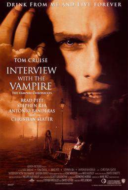 Phỏng vấn Tom Cruise với Ma cà rồng
