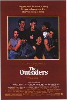 Tom Cruise của The Outsiders
