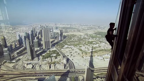 Tom Cruise và Mission Impossible: Ghost Protocol 4