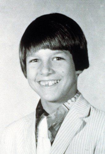 Tom Cruise khi nhỏ