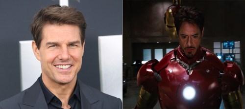 Tom Cruise và Người sắt