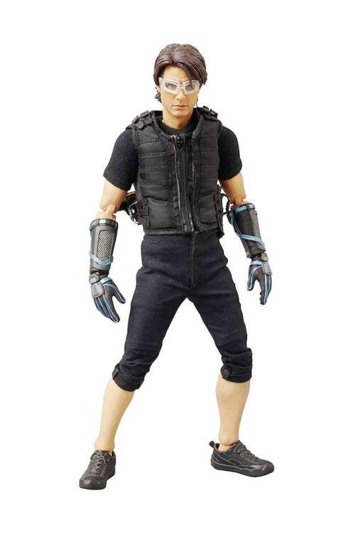 Bức tượng nhỏ trong Mission Impossible Tom Cruise