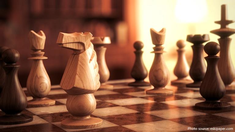 Cáctrò chơi Thạc sĩ với hầu hết các động thái trong lịch sử là một trong 269 di chuyển