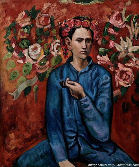 Boy with Pipe của Pablo Picasso