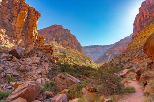 Grand Canyon. Ảnh: EliteCustomAdventures.com/Shutterstock