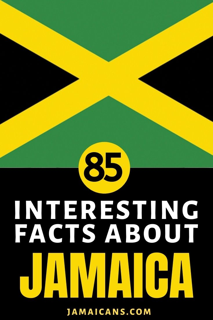 85 sự thật thú vị về Jamaica