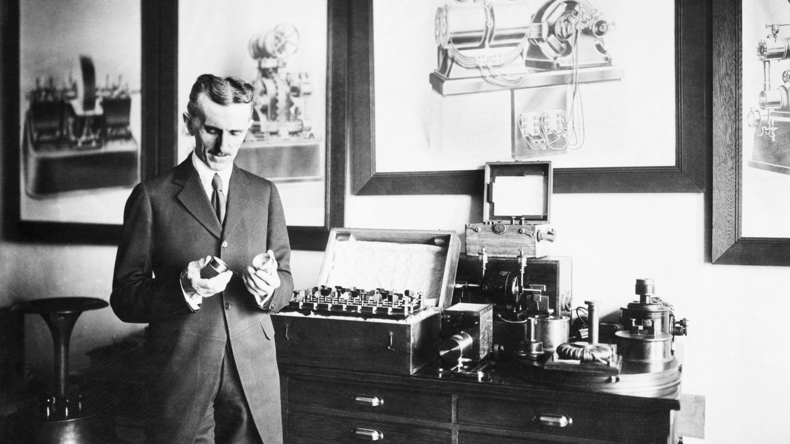Những điều thú vị về Nikola Tesla