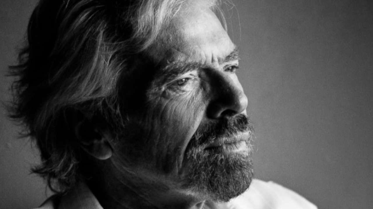 Richard Branson là một người đàn ông phi thường. Ảnh dnaindia.com