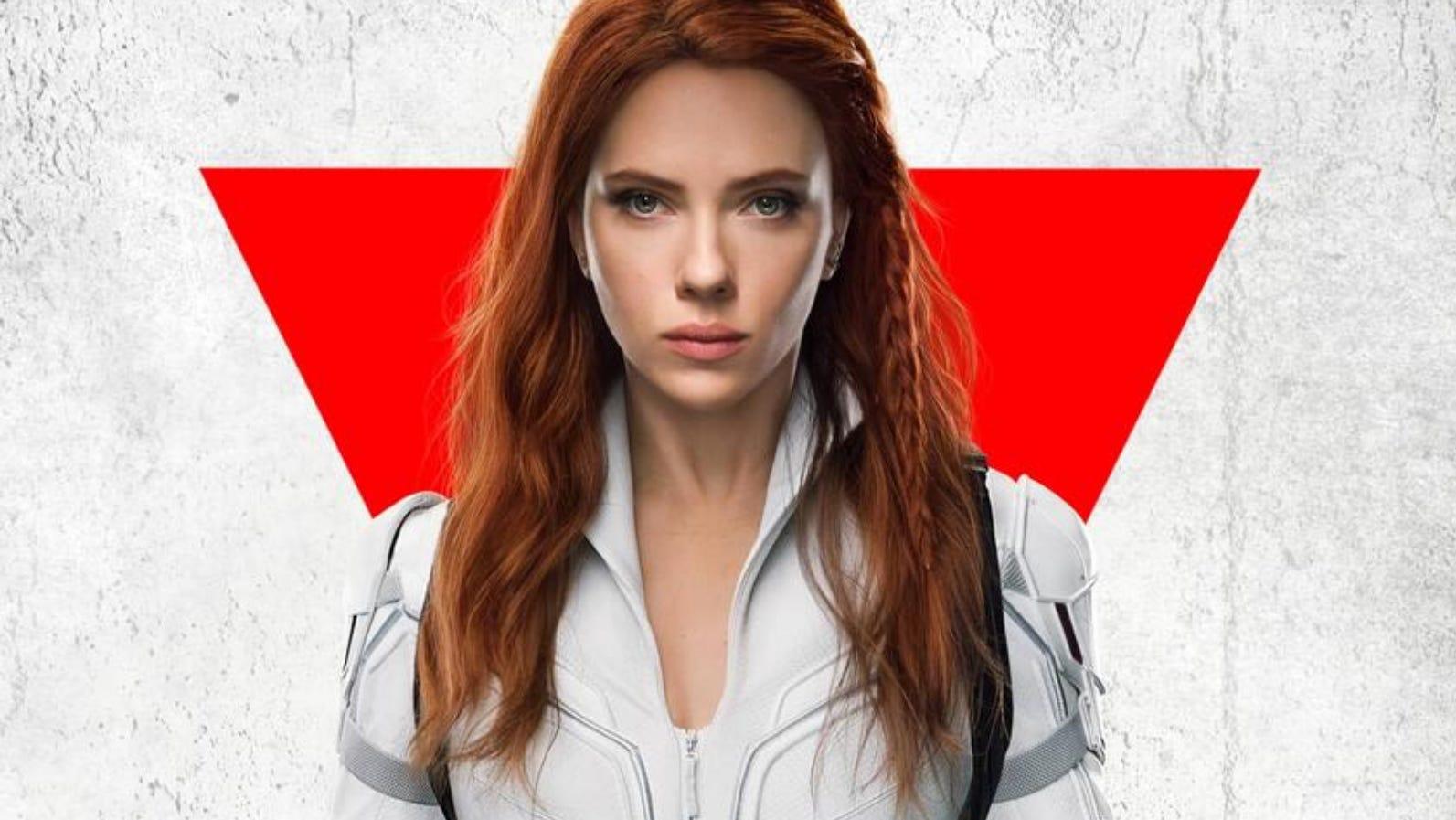 'Black Widow' của Scarlett Johansson nhận mưa lời khen từ các nhà phê bình phim. ẢNH: MARVEL