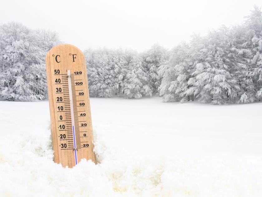 Nhiều người chết vì lạnh hơn so với nóng. Ảnh Shutterstock