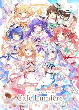 """Triển lãm """"Is the order a rabbit?Triển lãm Cafe Lumiere"""", nhân kỷ niệm 10 năm manga được xuất bản, đã phát hành một hình ảnh quan trọng do tác giả bộ truyện Koi vẽ."""