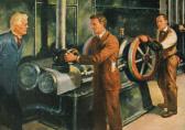 Willis Carrier đã thiết kế hệ thống điều hòa không khí hiện đại đầu tiên