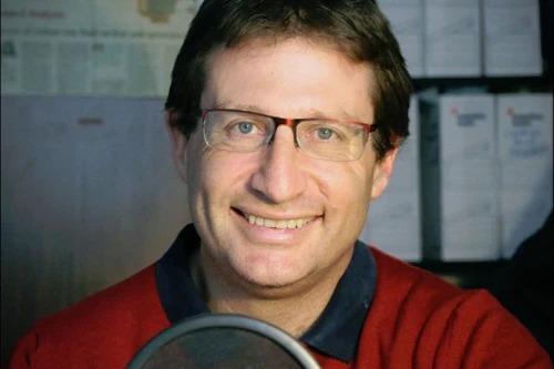 Nadav Davidovitch là một nhà dịch tễ học và bác sĩ sức khỏe cộng đồng ở Israel. Ảnh abc.net.au