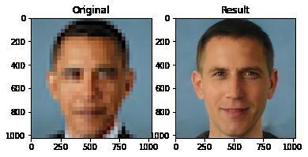 Công nghệ Deepfake có thể tạo ra những bức ảnh, video với khuôn mặt được thay thế như thật.