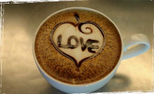 Ly cà phê muối