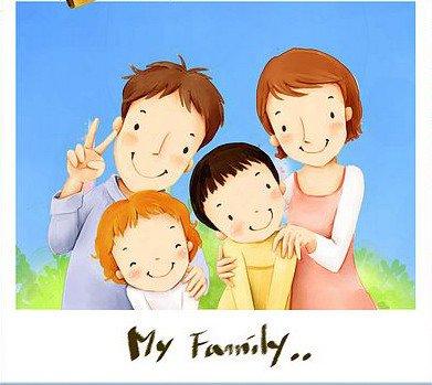 My family (ảnh minh họa)