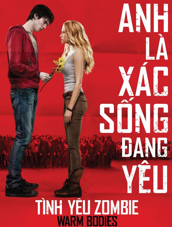 "phim Valentine 2013 - ""Tình yêu zombie"""